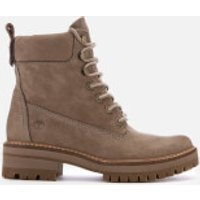 Timberland Women's Courmayeur Valley Boots - Taupe Nubuck - UK 5