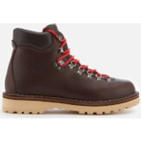 Diemme Roccia Vet Leather Hiking Style Boots - Mogano - UK 4.5/EU 37 - Brown