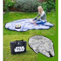 Star Wars Millenium Falcon Picnic Rug - Picnic Gifts