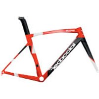 Dedacciai Scuro 25 Disc Frameset - Red - M - Red