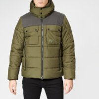 Jack Wolfskin Men's High Range Jacket - Pinewood - S - Green