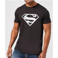 DC Originals Superman Spot Logo Men's T-Shirt - Black - XL - Black