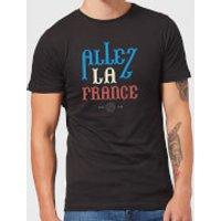 Allez La France Men's T-Shirt - Black - XXL - Black - France Gifts