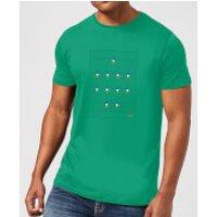 France Fooseball Men's T-Shirt - Kelly Green - XXL - Kelly Green - France Gifts