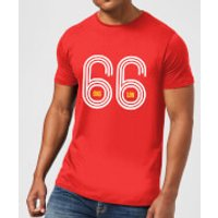 England 66 Men's T-Shirt - Red - XL - Red