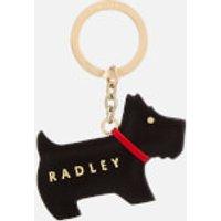 Radley Women's Go Walkies New Keyring - Black
