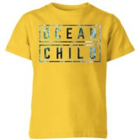 My Little Rascal Ocean Child Kids' T-Shirt - Yellow - 11-12 Years - Yellow - Ocean Gifts