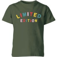 My Little Rascal Limited Edition Kids' T-Shirt - Forest Green - 7-8 Years - Forest Green