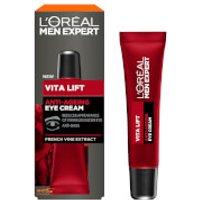 L'Oreal Paris Men Expert Vitalift Anti-Wrinkle Eye Cream 15ml
