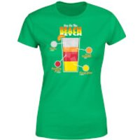 Infographic Sex On The Beach Women's T-Shirt - Kelly Green - XXL - Kelly Green - Sex Gifts