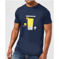 Infographic Screwdriver Men's T-Shirt - Navy - XXL - Navy