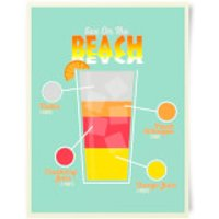 Sex On The Beach Art Print - Beach Gifts