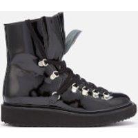 Kenzo Alaska Patent Leather Boots