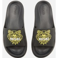 KENZO Women's Pool Slide Sandals - Black - UK 3/EU 36 - Black