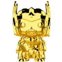Marvel MS 10 Thor Gold Chrome Pop! Vinyl Bobblehead Figure - Chrome Gifts