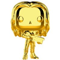 Marvel MS 10 Gamora Gold Chrome Pop! Vinyl Figure - Chrome Gifts