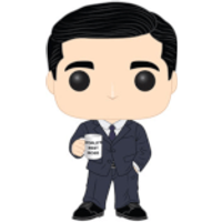 The Office Michael Scott Pop! Vinyl Figure - Office Gifts