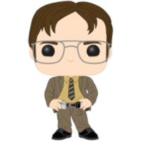 The Office Dwight Schrute Pop! Vinyl Figure - Office Gifts