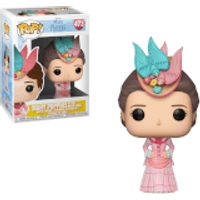 Mary Poppins Mary in Pink Dress Pop! Vinyl Figure - Pink Gifts