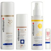 Ultrasun Festival Essentials Pack (Worth PS82.00)