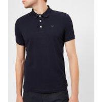 Emporio Armani Men's Basic Polo Shirt - Navy - XL