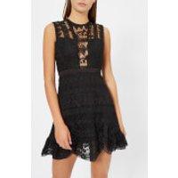 Three Floor Women's Not Basic Black Dress - Black - UK 10 - Black
