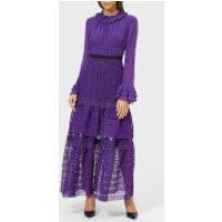 Three-Floor-Womens-Ultralicious-Dress-Hot-Purple-UK-6-Purple