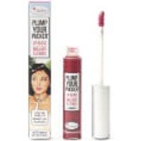 theBalm Plump Your Pucker Lip Gloss (Various Shades) - Elaborate