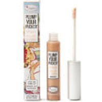 theBalm Plump Your Pucker Lip Gloss (Various Shades) - Overstate