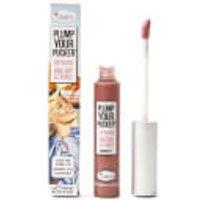 theBalm Plump Your Pucker Lip Gloss (Various Shades) - Dramatize