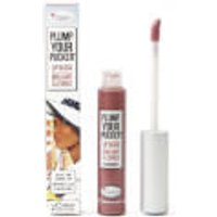 theBalm Plump Your Pucker Lip Gloss (Various Shades) - Exaggerate
