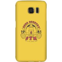 Nintendo Donkey Kong Gym Smartphone Hülle - Samsung S6 - Snap Hülle Matt