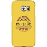 Nintendo Donkey Kong Gym Smartphone Hülle - Samsung S6 Edge - Snap Hülle Matt