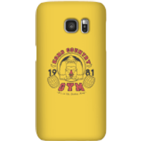 Nintendo Donkey Kong Gym Smartphone Hülle - Samsung S7 - Snap Hülle Matt