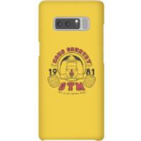 Nintendo Donkey Kong Gym Smartphone Hülle - Samsung Note 8 - Snap Hülle Matt
