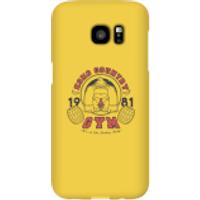 Nintendo Donkey Kong Gym Smartphone Hülle - Samsung S7 Edge - Snap Hülle Glänzend