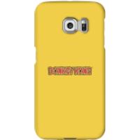 Nintendo Donkey Kong Distressed Smartphone Hülle - Samsung S6 Edge - Snap Hülle Matt
