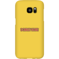 Nintendo Donkey Kong Distressed Smartphone Hülle - Samsung S7 Edge - Snap Hülle Matt
