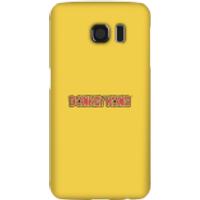 Nintendo Donkey Kong Distressed Smartphone Hülle - Samsung S6 - Snap Hülle Glänzend