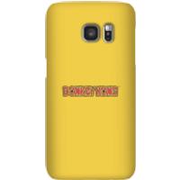 Nintendo Donkey Kong Distressed Smartphone Hülle - Samsung S7 - Snap Hülle Glänzend