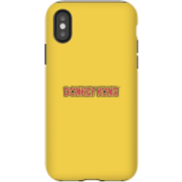 Nintendo Donkey Kong Distressed Phone Case - iPhone X - Tough Case - Gloss - Donkey Gifts