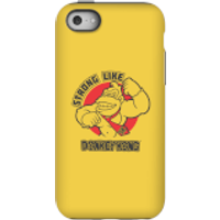 Nintendo Donkey Kong Strong Like Donkey Kong Phone Case - iPhone 5C - Tough Case - Matte