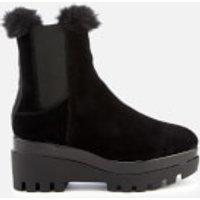 DKNY DKNY Women's Bax Wedged Ankle Boots - Black - UK 5 - Black