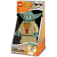 LEGO Star Wars Yoda Torch with Batteries and 30 Minute Timer - Yoda Gifts