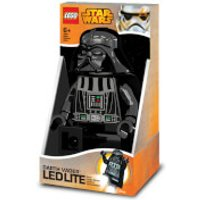 LEGO Star Wars Darth Vader Torch with Batteries and 30 Minute Timer