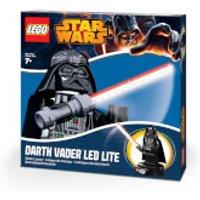 LEGO Star Wars Darth Vader Desk Lamp with Batteries