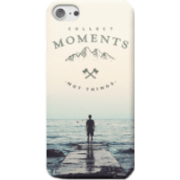 Collect Moments, Not Things Phone Case - iPhone 6 - Snap Case - Gloss