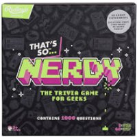 Ridley's Thats So Nerdy Quiz - Quiz Gifts