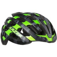 Lazer Z1 Helmet - L - Matt Black Camo/Flash Green