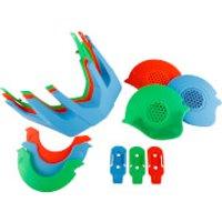 Lazer Revolution DIY Colour Pack - Small Helmets